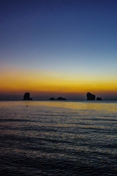 Sunset @ Phang Nga Bay