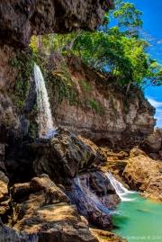 Waterfall at Nicoya Peninsular