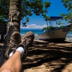 Selfy in Hammock - Nicoya Peninsular