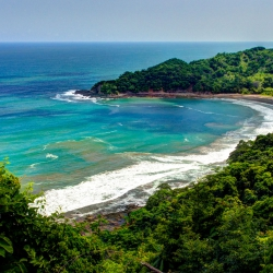 Cruising through the Nicoya Peninsular