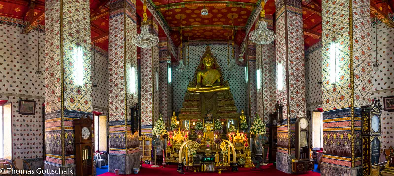 Wat Aroon, Bangkok