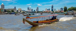 Chaopraya River, Bangkok